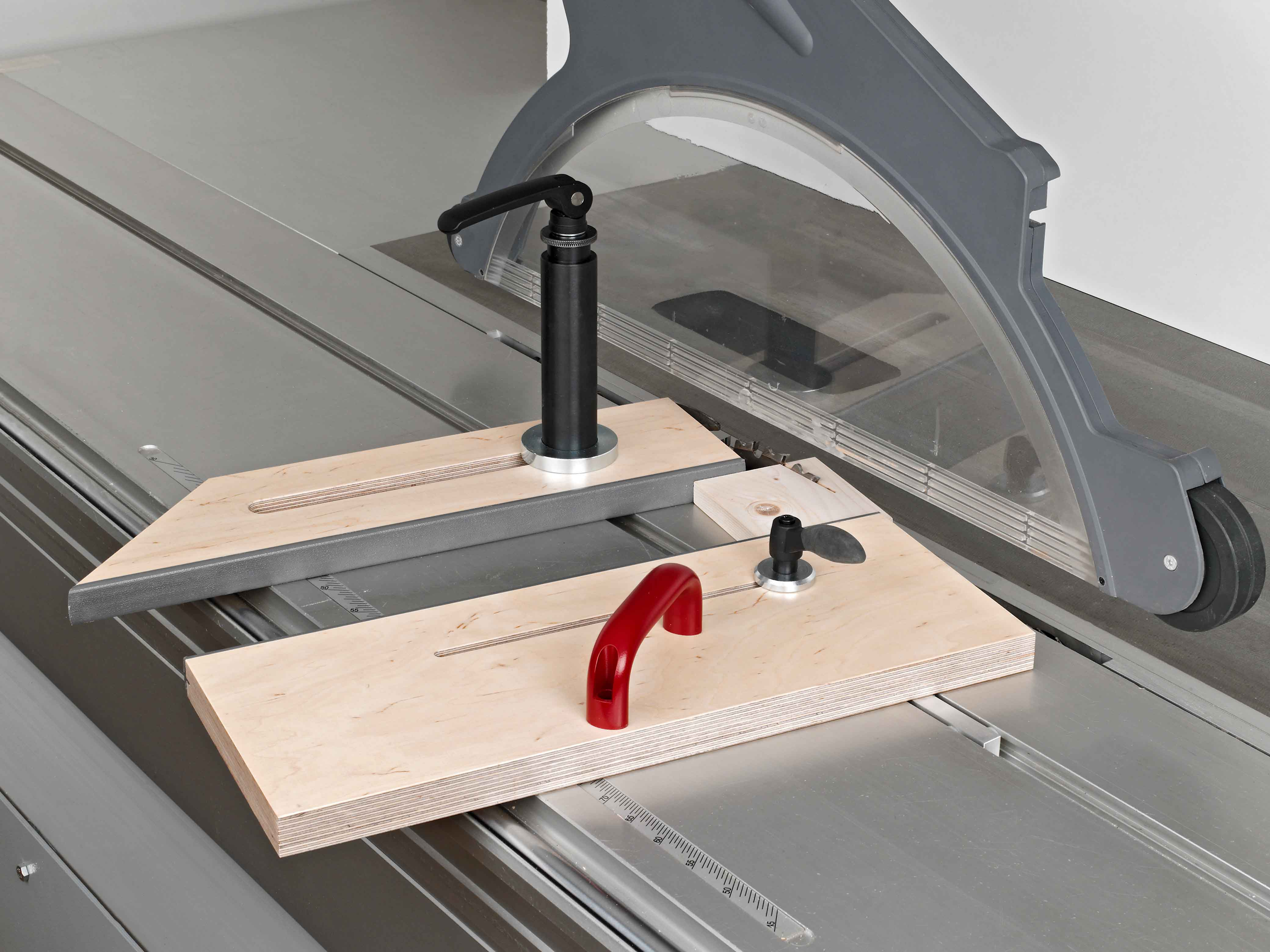 Clamping and Sawing System (Comfort) | RUWI
